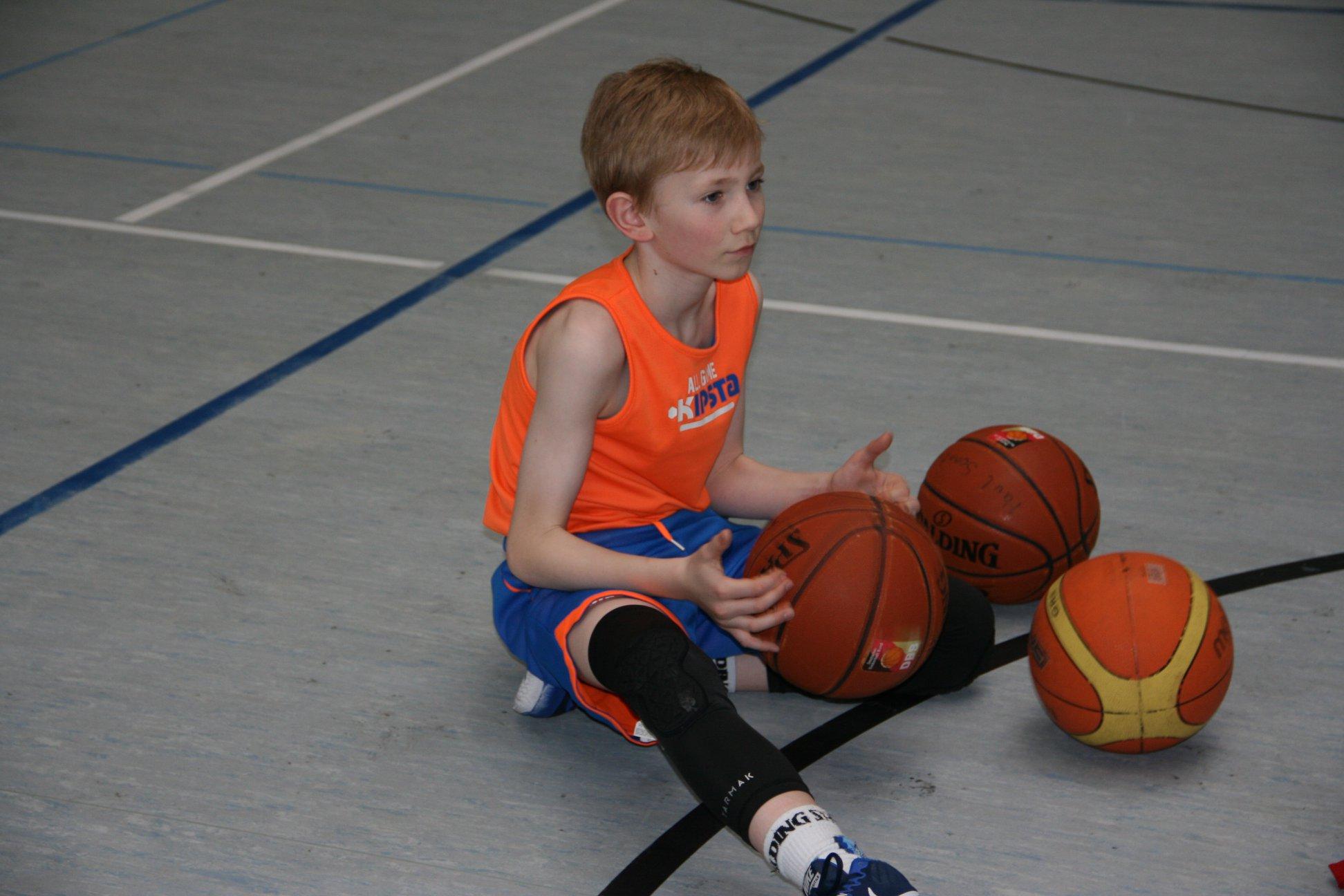 Basketball für Jungen und Mädchen